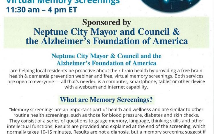 AFA Screening