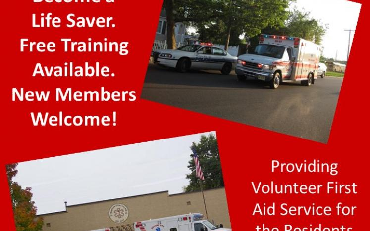 Join Neptune City First Aid