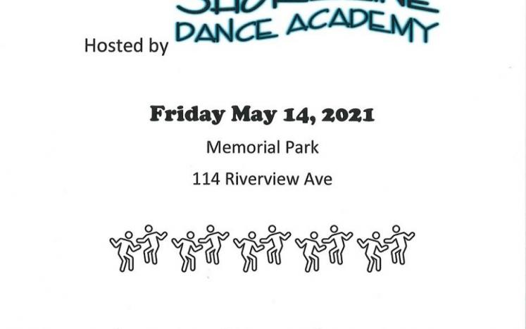 Friday Night Dance in the Park
